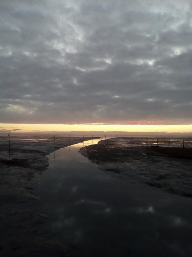 andernos-les-bains, coucher de soleil, soir, hiver, janvier, ciel nuageux, reflets, photo armand neble, AN-GRAFIK © 2017