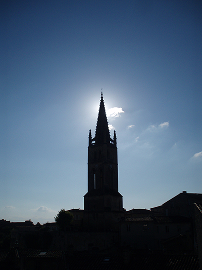 église saint-émilion, photo armand neble, AN-GRAFIK © 2016