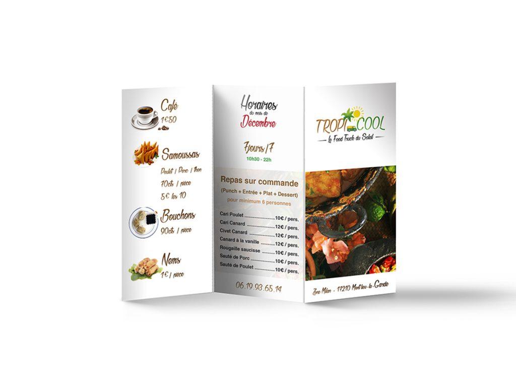 carte-menu-depliant-3-volets-tropicool-par-an-grafik